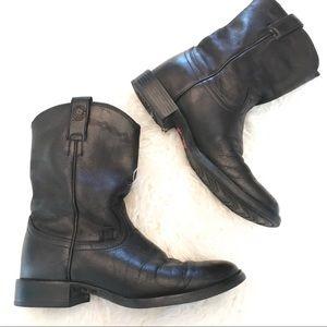 Justin J flex kipskin leather cowboy boots